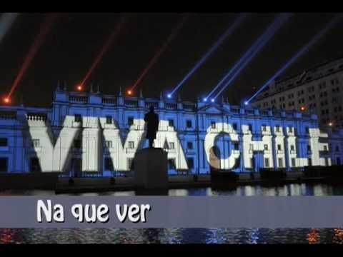 Video of 19 filler phrases from Chile. Pronunciation by a native Chilean and beautiful images of the country.