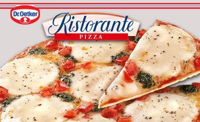 Just joined the Ristorante Pizza BzzCampaign. Ready for restaurant quality pizza at home! Got it free b/c #imabzzagent!