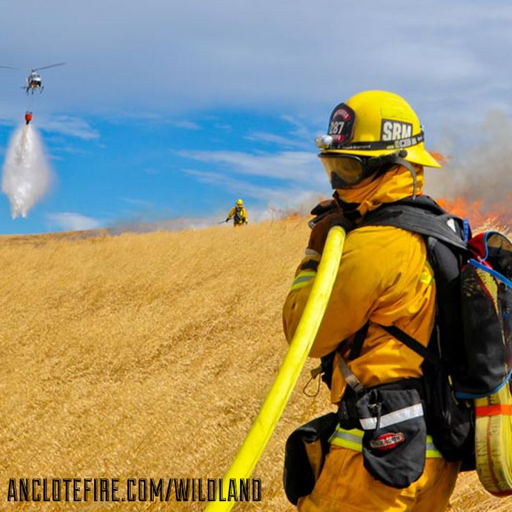 Wildland Fire Gear on AncloteFire.com!