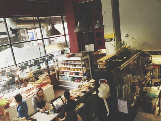 Cafe 1001, London