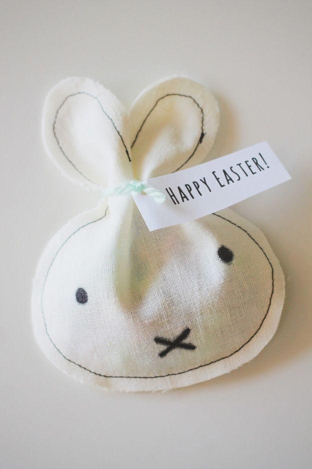 Miff inspired Easter treat bag. | Everything Emily http://www.everythingemilyblog.com/2014/04/diy-miffy-inspired-easter-treat-bags.html
