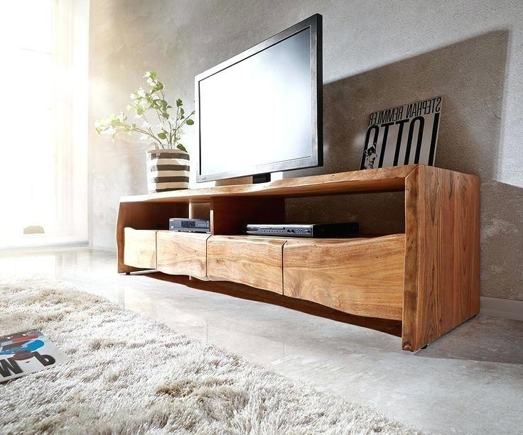 Tv Board Selber Bauen Besten 25 Tv Lowboard Holz Ideen Auf