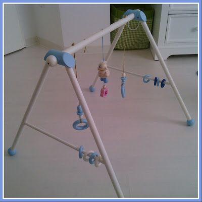 pamelopee: Baby-Trapez oder Spieltrainer