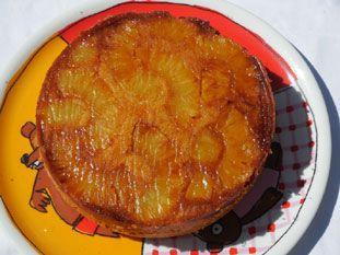 Gâteau des iles