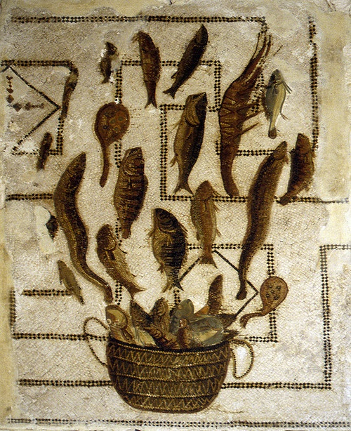 750 best mosaics images on pinterest roman mosaics for Ancient roman cuisine history