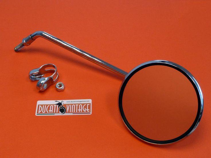 Specchietto retrovisore destro per monocilindrici Ducati Scrambler e RT