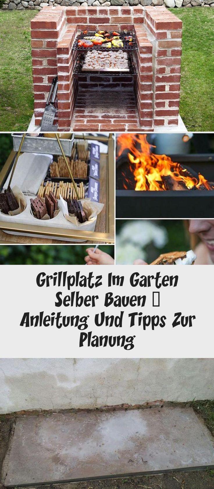 Grillplatz Im Garten Selber Bauen
