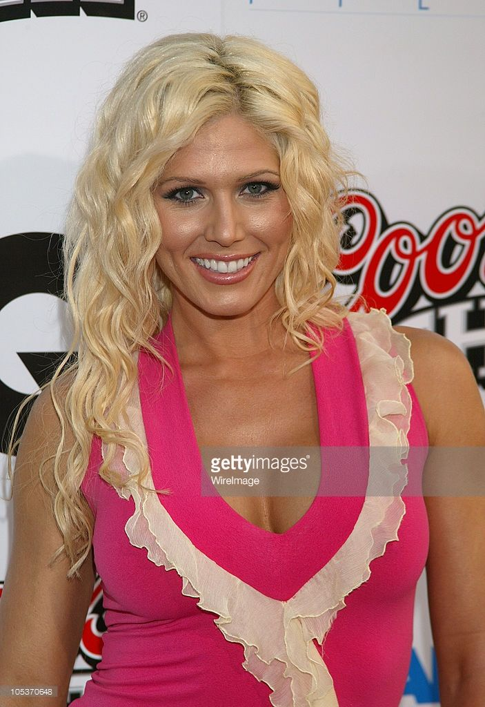 Torrie Wilson during 'Kill Bill Vol. 2' World Premiere - Arrivals at ArcLight Cinerama Dome in Hollywood, California, United States.