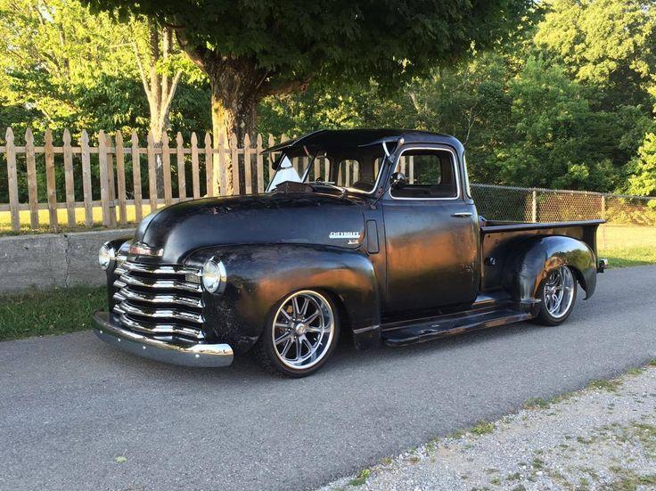 Hollis Nathan Conatser's nice old truck