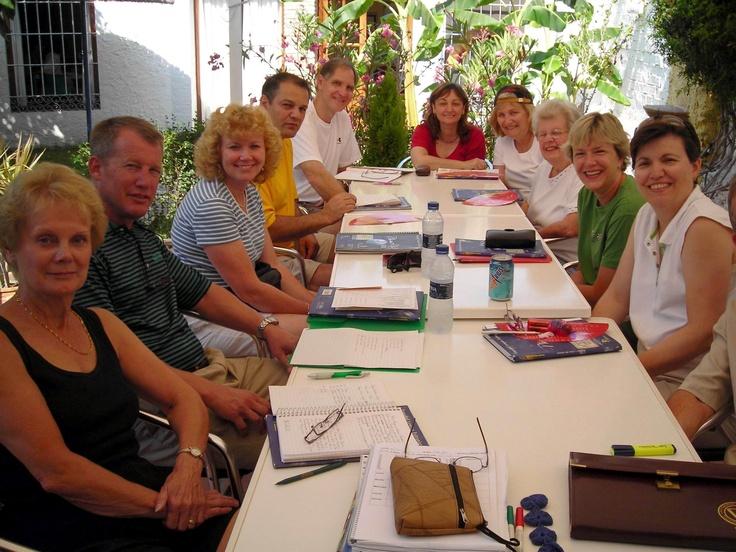Estudiar español con Escuela de Idiomas Nerja: http://www.idnerja.com/es/