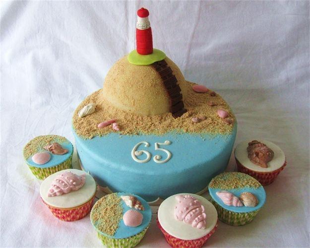 Sandy's Taarten - Foto's taarten & cupcakes