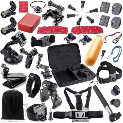 Large GoPro Accessory Set
