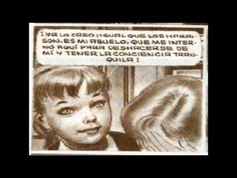 A finales de los años 60s La escritora Yolanda Vargas Dulche , escribe esta magnifica historia , que es publicada en la historieta Lagrimas y Risas(comics), ...