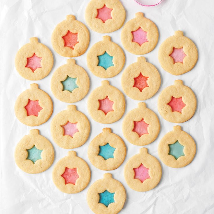 These delicious mouthfuls are fun to bake and make fabulous presents when wrapped and tied with a bow.