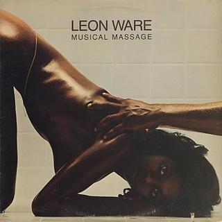 1976 Leon Ware  「Musical Massage」
