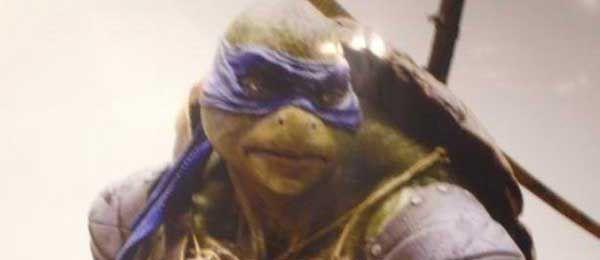 """Se filtran imágenes de los protagonistas de """"Tortugas Ninja"""""""