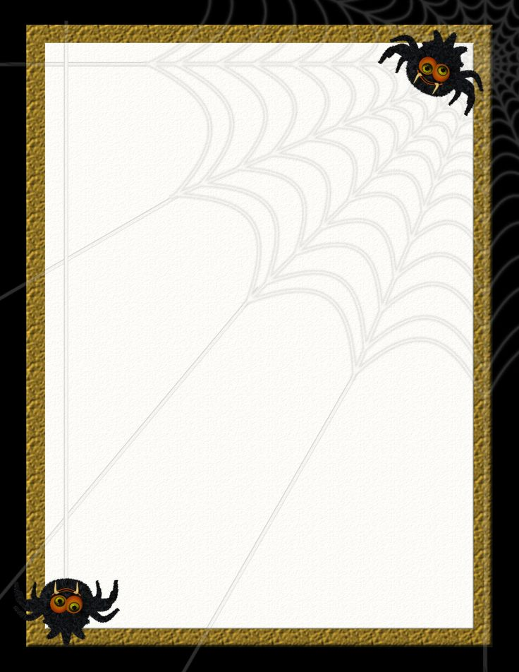 It's just a graphic of Epic Halloween Stationery Printable
