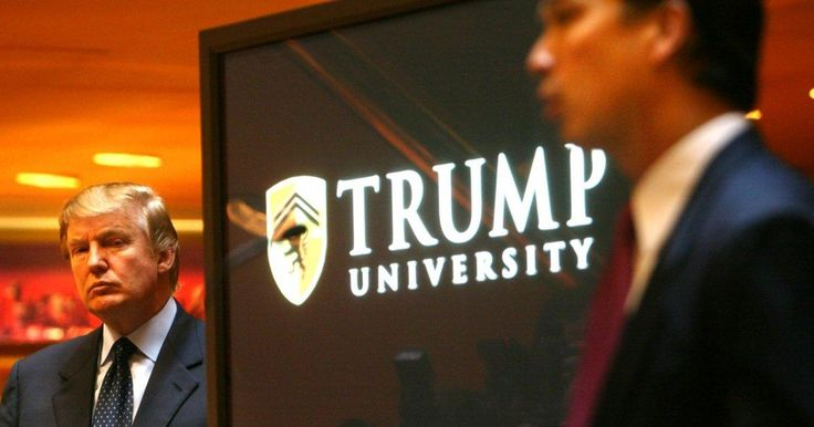 A state prosecutor said Thursday that Trump University deserves an F in ethics.