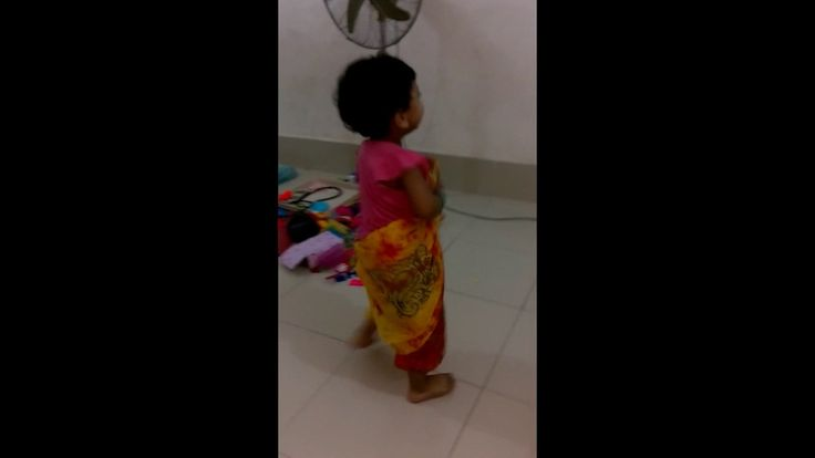 Best Baby Dance with London Bridge is Falling Down Song! Never Seen It!!...