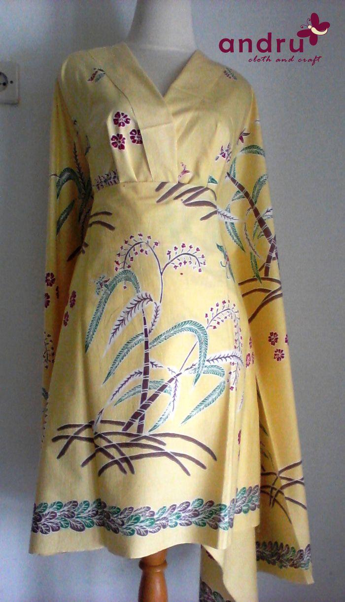 Batik tulis motif tebu  Rp. 320.000