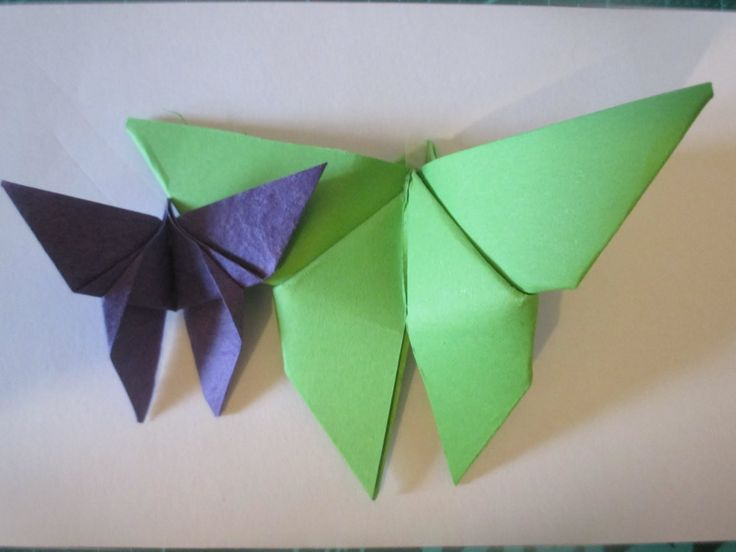 155 best images about origami on pinterest origami birds christmas origami and origami paper - Origami facile grenouille ...