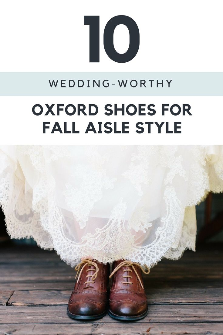 We're stepping into fall aisle style with this roundup for fashionable oxfords that range from feminine florals and bold colors to the brown leather classic.