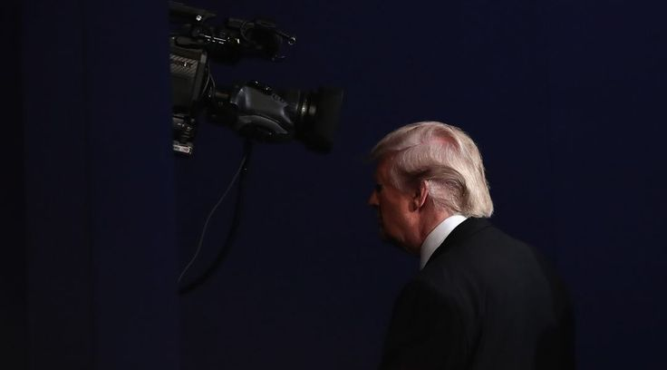 Donald Trump's first presidential debate confirmed he has no idea what he's talking about - Vox