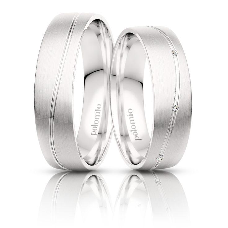 Snubní prsten Lero 5,5-01 Polomio Jewellery