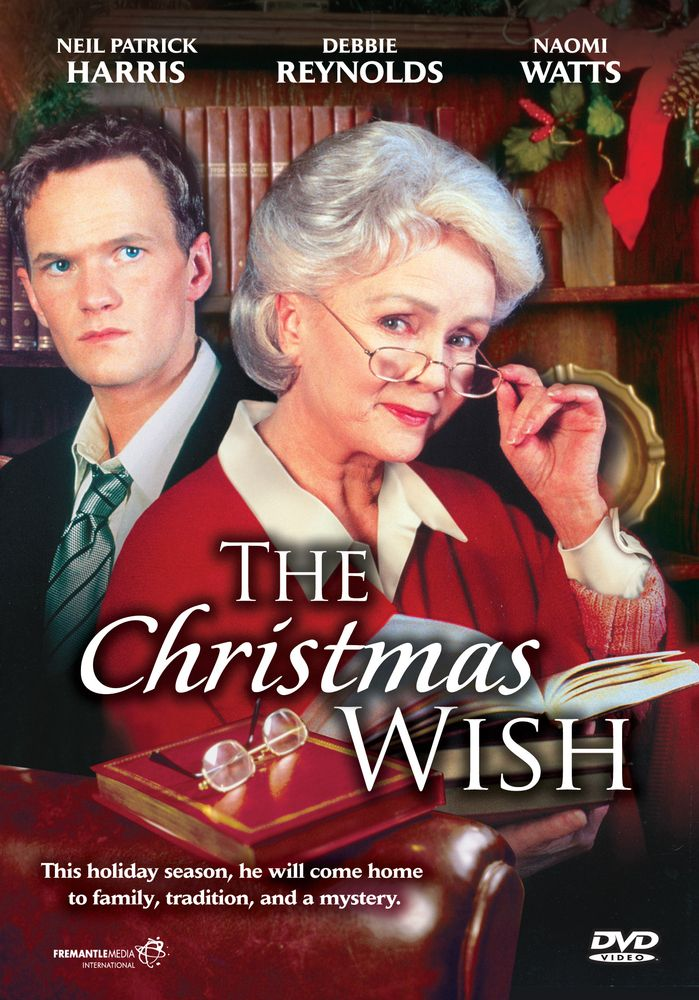 The Christmas Wish Dvd 1998 Best Buy Christmas Wishes Family Christmas Movies Great Christmas Movies
