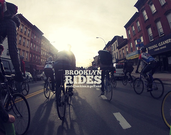 PRFixed – New York Brooklyn Rides: Monster Track 2012 | Recap Video
