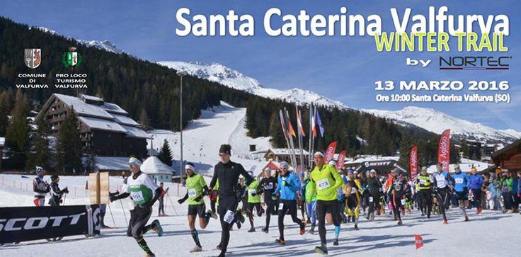 Santa Caterina Winter Trail #santacaterinavalfurva #valtellina  Quattordici i chilometri da affrontare correndo sulla neve di Santa Caterina Valfurva (per un dislivello positivo totale di 580 metri), tra le piste ed i sentieri all'ombra del Pizzo Tresero, nella straordinaria bellezza del Parco Nazionale dello Stelvio.