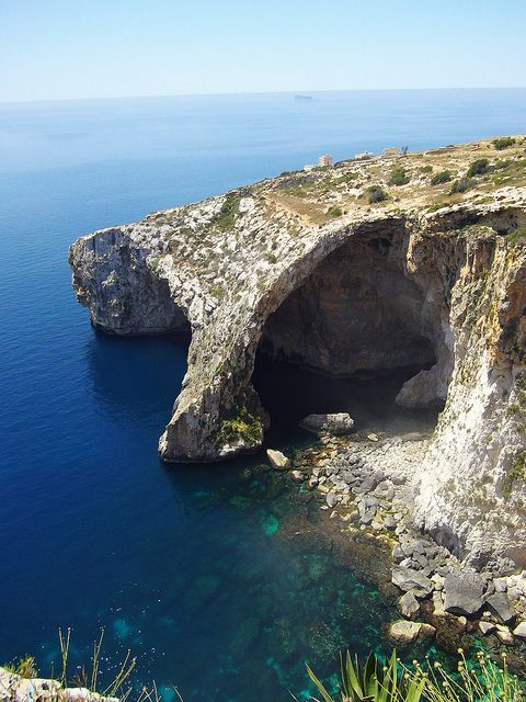 Azure Window, Gozo #beauty #nature #blue #elanguest #tour