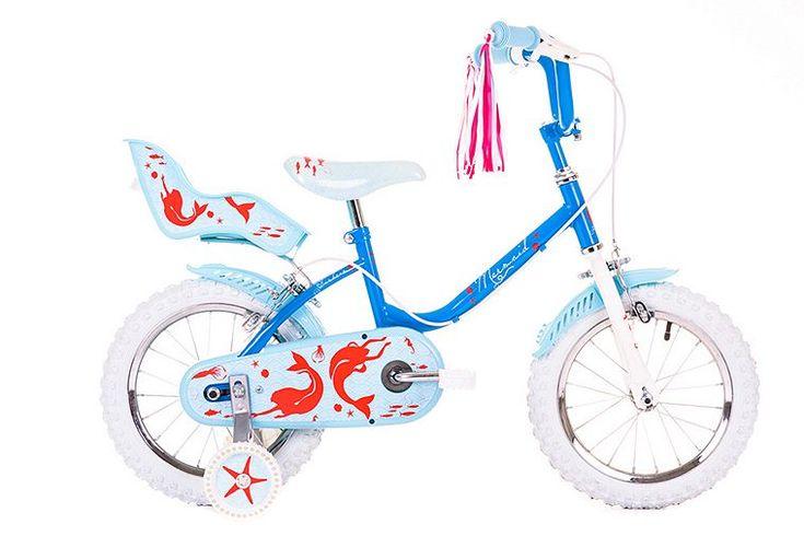 "Tesco direct: Sunbeam by Raleigh Mermaid Girls Bike 14"""