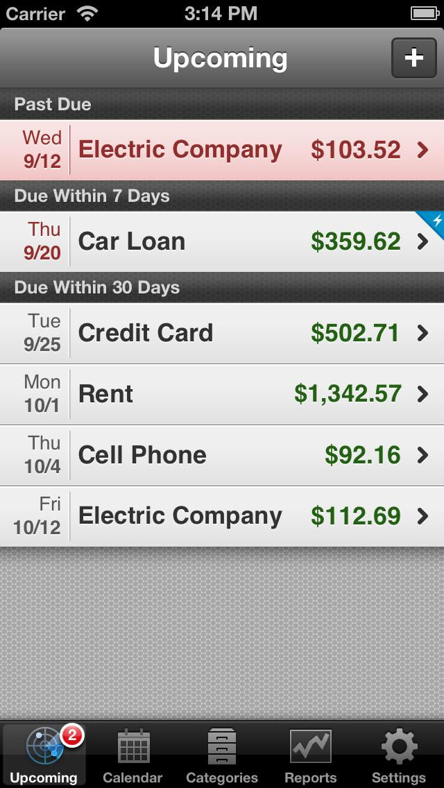 best iphone budget tracking app