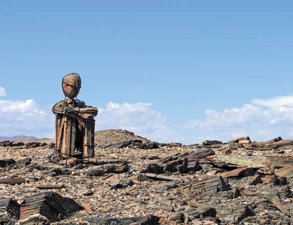 Namibia's far north-western reaches have always held mysteries and marvels. A new mystery has recently emerged, leaving all spectators intrigued - and curious.
