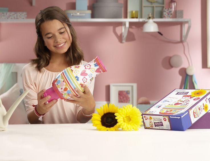 3D Puzzle Girly Girl für Mädchen von Ravensburger