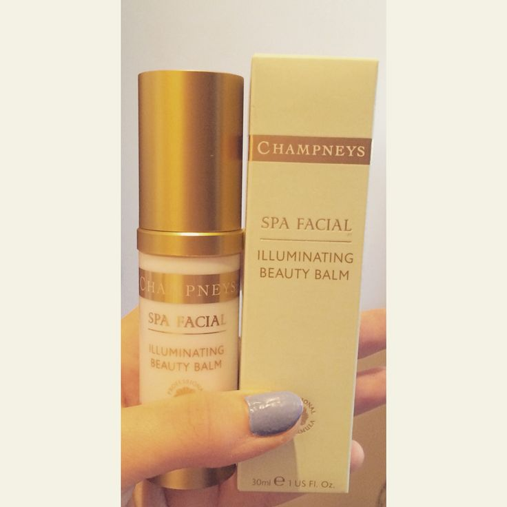 New fave beauty balm by Champneys