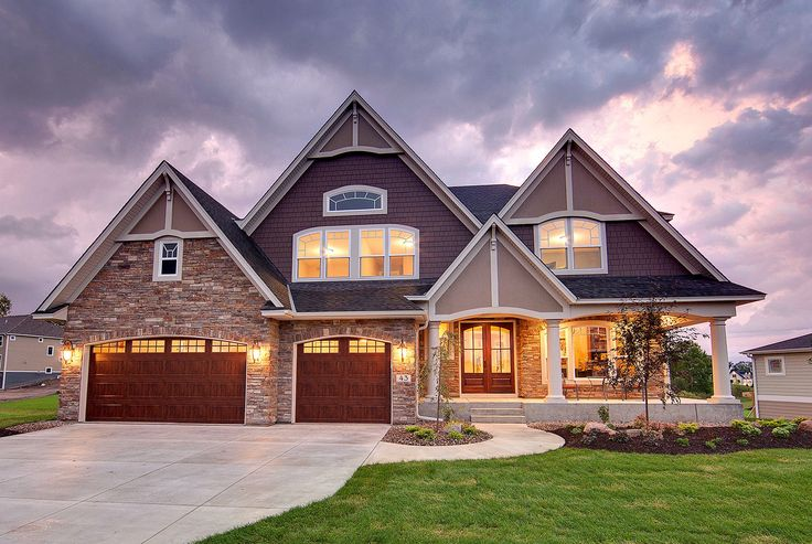 Storybook House Plan with Open Floor Plan - 73354HS | Country, Craftsman, Exclusive, Luxury, Photo Gallery, Premium Collection, 2nd Floor Master Suite, Butler Walk-in Pantry, CAD Available, Den-Office-Library-Study, Jack & Jill Bath, Loft, MBR Sitting Area, PDF, Sloping Lot | Architectural Designs