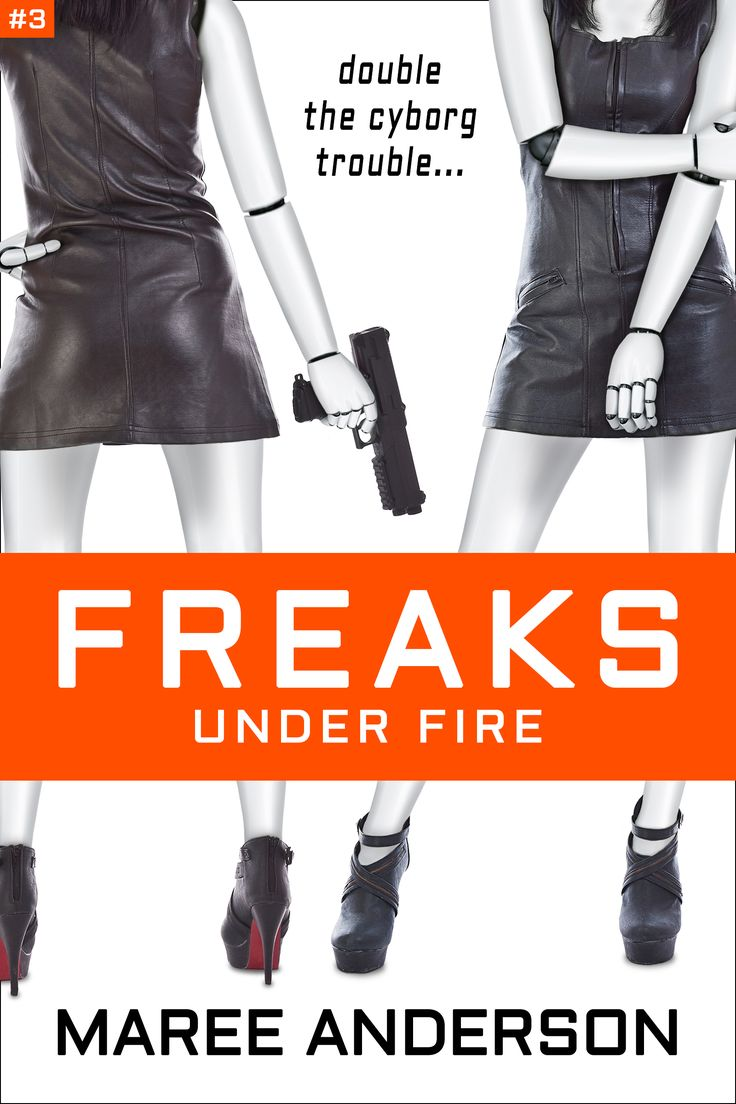Freaks Under Fire (Book 3 of the Freaks series) Out now! http://www.mareeanderson.com/books