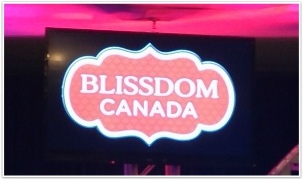 #SocialMedia and #Blogging #Conference - #BlissDomCA #Canada