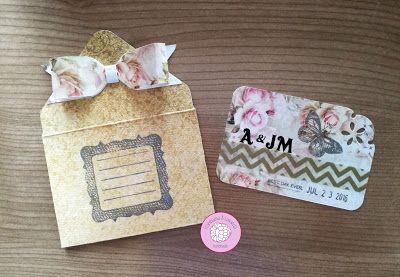 #Felicitación #Bodas #Scrap #Wedding #Enlace #Eventos #Handmade #Unico #Diferente #Especial