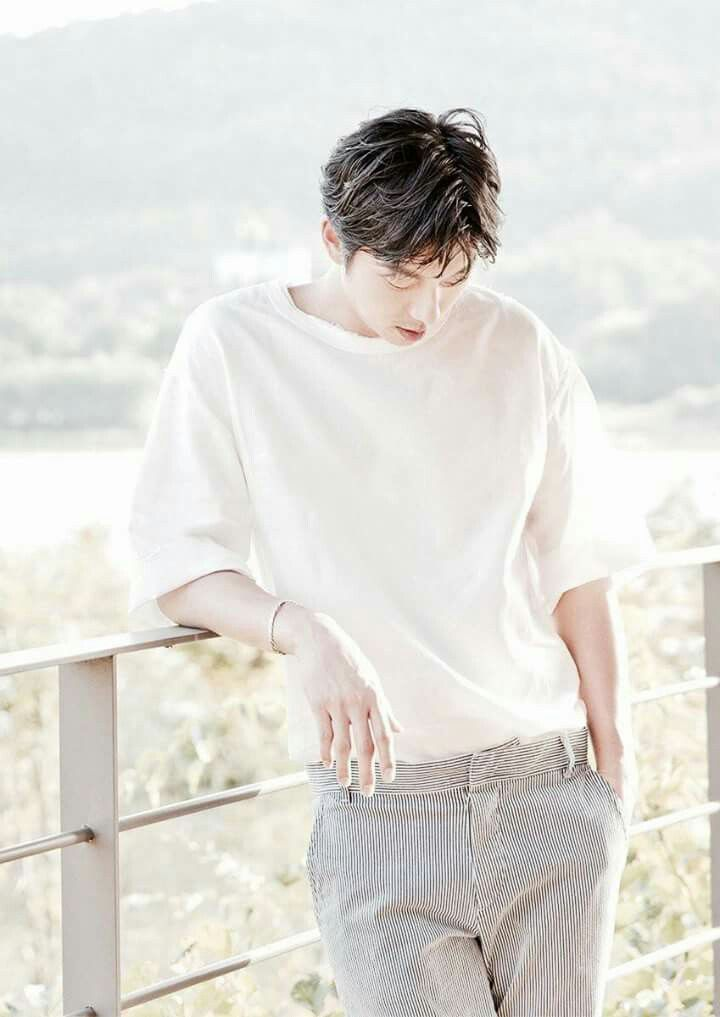 || Life was its usual and then there's Yoo ♡♡ ||  Gong Yoo