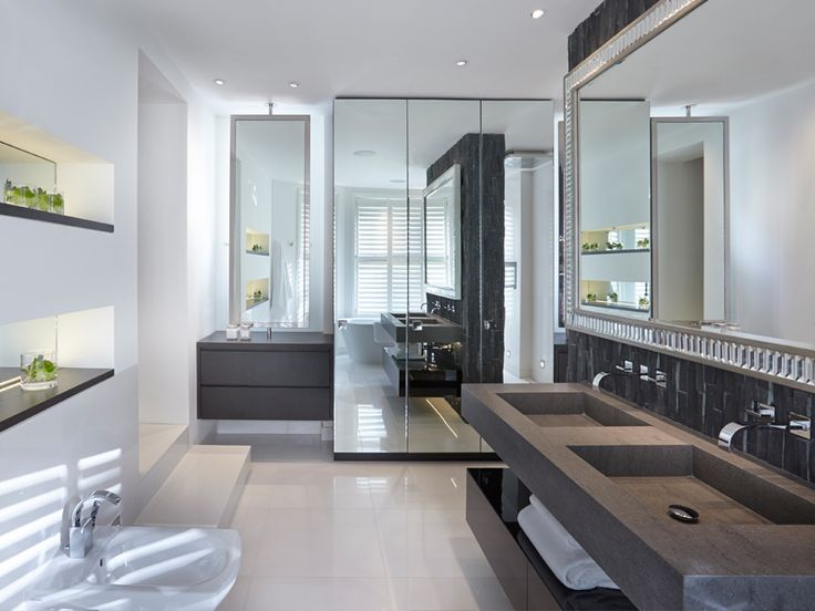 15 best town house notting hill images on pinterest for Townhouse bathroom ideas