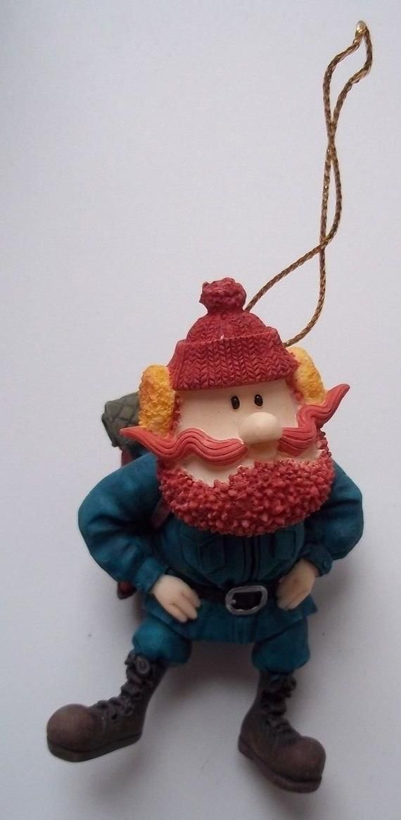 Christmas Toy Commercial Monster In The Refrigerator 2021 Enesco Christmas Tree Ornament Prospector Miner Yukon Etsy In 2021 Christmas Tree Ornaments Misfit Toys Rudolph The Red