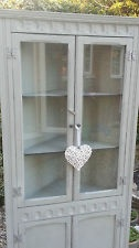 Gorgeous Shabby Chic Corner Unit