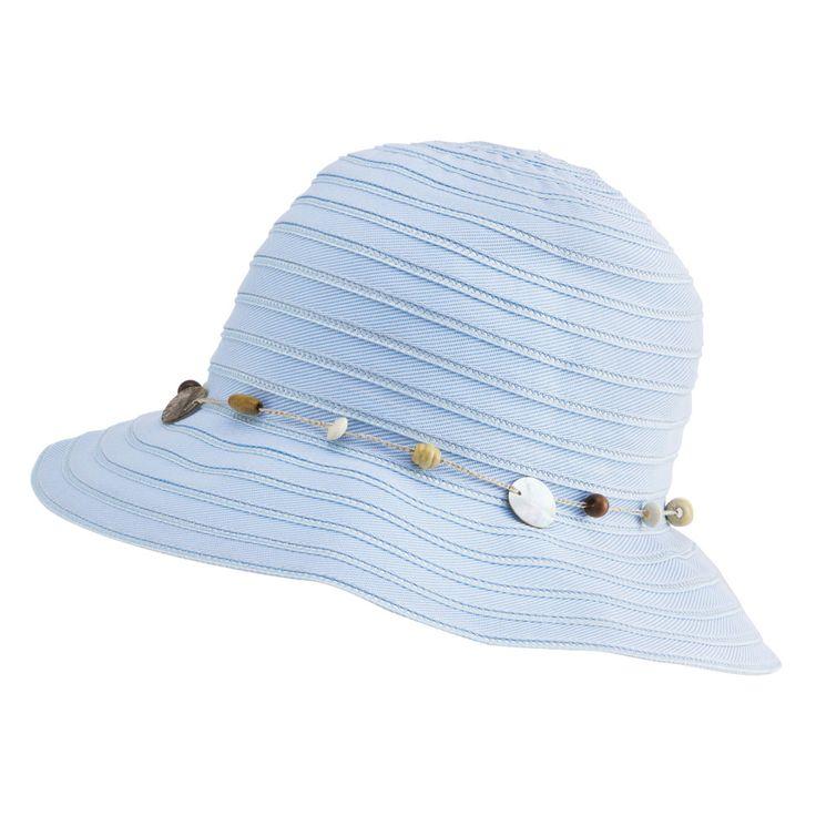 Bucket Hat - Light Blue  www.sunhats.co.za