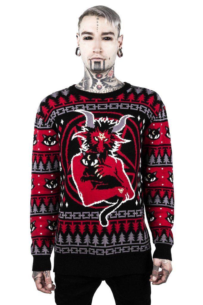 3e58442f4 Purr Hexmas Knit Sweater  B