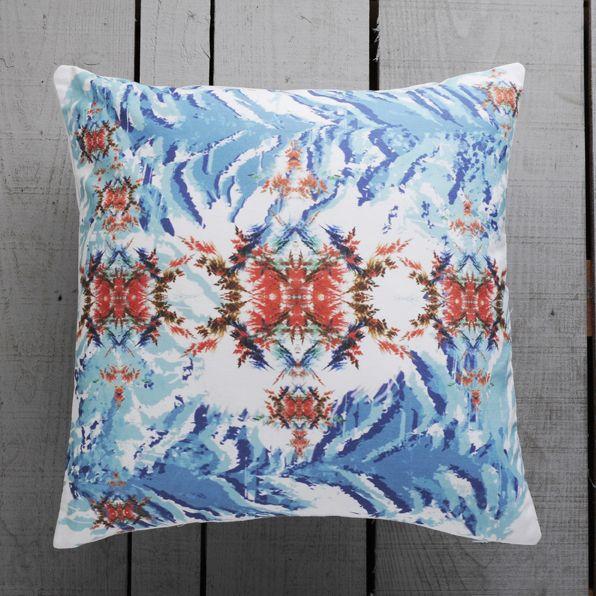 ethnic design pillow cover