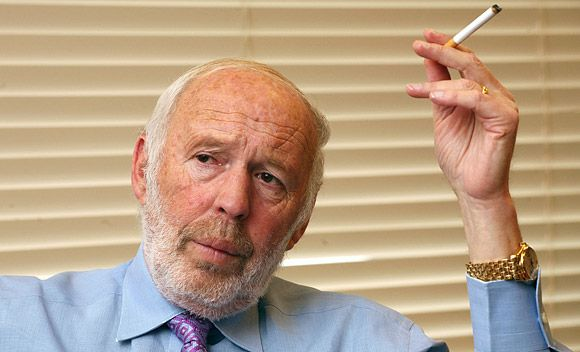 James Simons,  PhD in mathematics from Berkeley, founded Renaissance Technologies