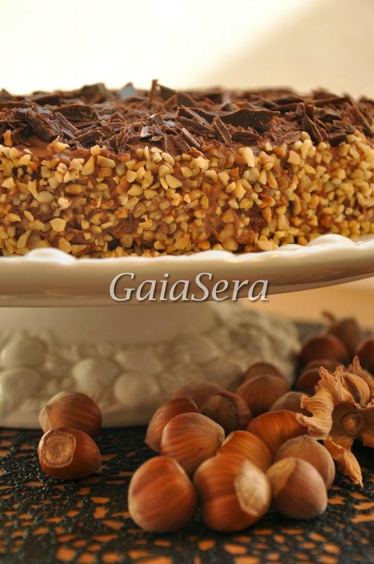 Torta semplice cioccolato e mascarpone